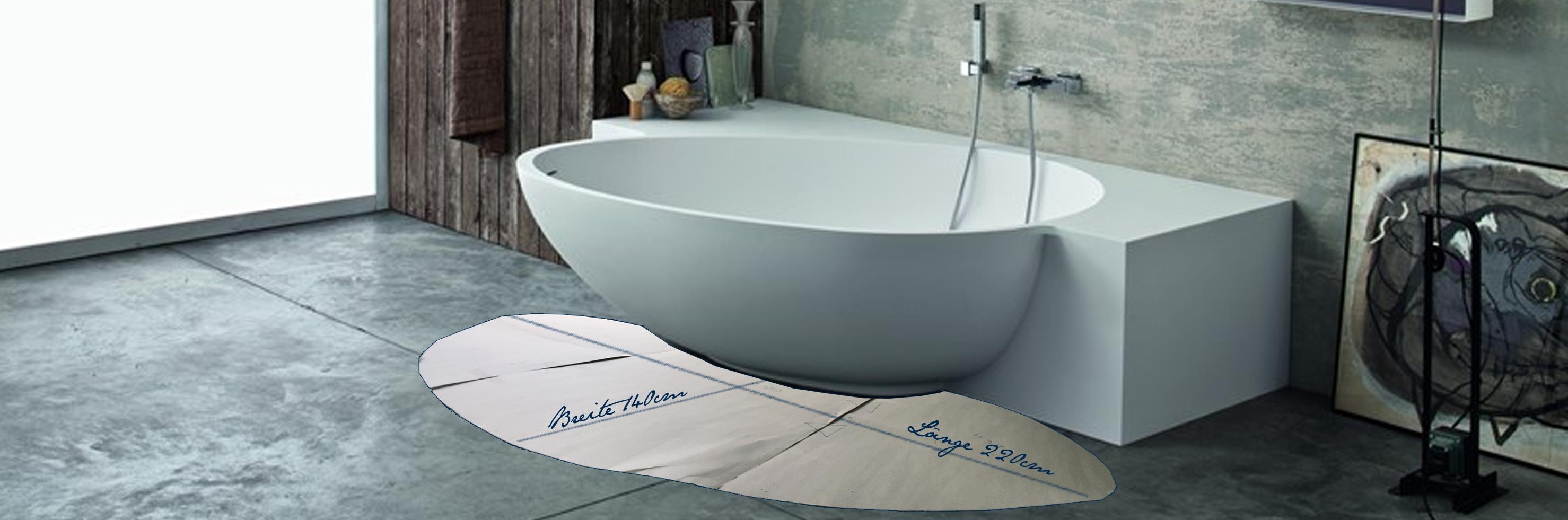 schablonenanfertigung und oder individuelle entw rfe wohn badteppiche nach ma. Black Bedroom Furniture Sets. Home Design Ideas