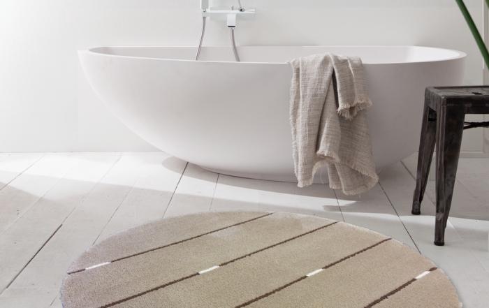 Wohn- und Badteppiche by Tatjana Gruhn - Badteppich nach Maß