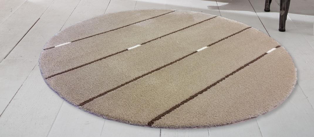 Runde Teppiche nach Wunschmaß